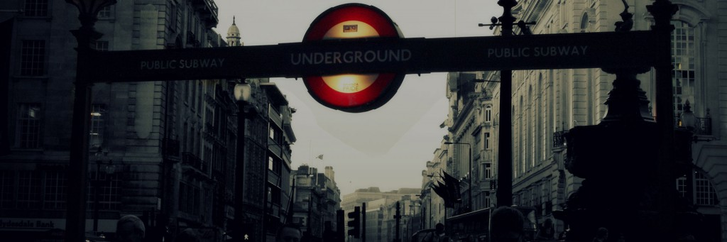 London Subway Underground