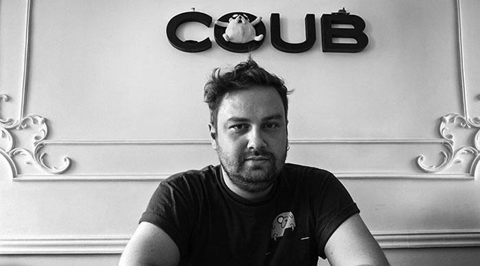 Gladkoborodov. Coub CEO
