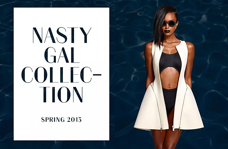 Nasty Gal Kollektion 2013