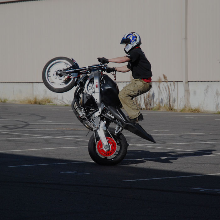 Motorbike Trick