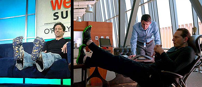 Gavin Belson Sergey Brin