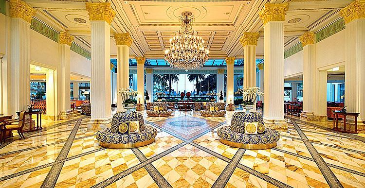 Palazzo Versace an der Gold Coast in Australien
