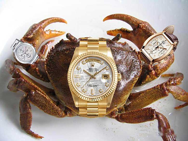 Rich Crab
