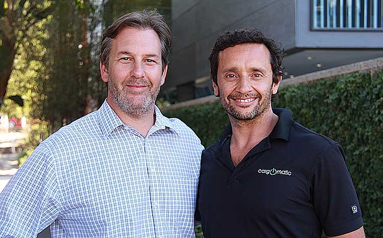 Brett Parker und Jonathan Kessler