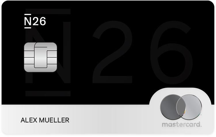 N26 Black Card