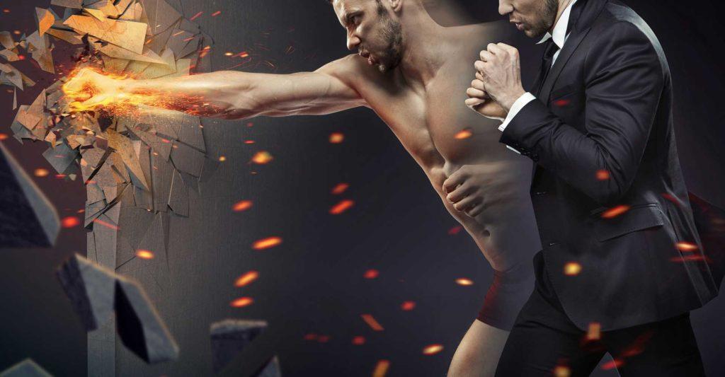 Starke Marke im Boxsport