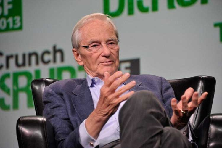 Der Investor Tom Perkins